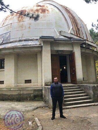 Иванчук С.В - Научный, Крым