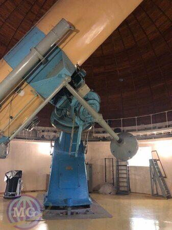 Козырев Н.А телескоп в Научном